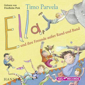Kapitel 1.1 - Ella und ihre Freunde außer Rand und Band cover
