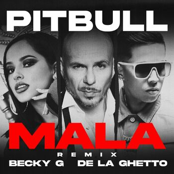 Mala (feat. Becky G & De La Ghetto) cover