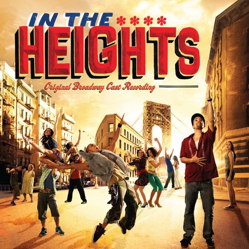 Baixar CD In The Heights (Original Broadway Cast Recording) – Lin-Manuel Miranda (2008) Grátis