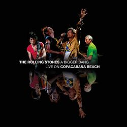 The Rolling Stones – A Bigger Bang (Live) 2021 CD Completo