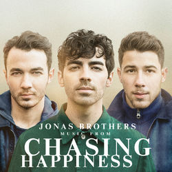 Jonas Brothers – Music From Chasing Happiness 2019 CD Completo