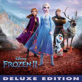 Album cover of Frozen 2 (Originele Nederlandstalige Soundtrack/Deluxe Edition)
