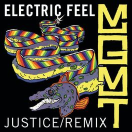 Album cover of Electric Feel (Justice Remix)