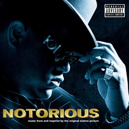 Album cover of NOTORIOUS Music From and Inspired by the Original Motion Picture