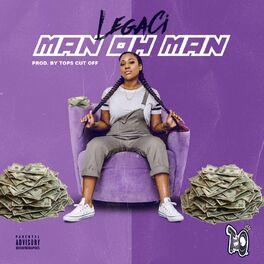 Album cover of Man Oh Man