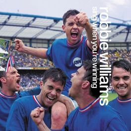 Album cover of Sing When You're Winning