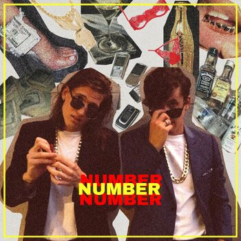 Number cover