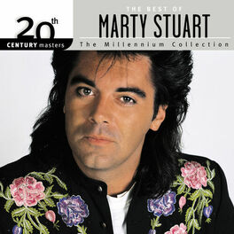 Album cover of 20th Century Masters: The Millennium Collection: Best of Marty Stuart