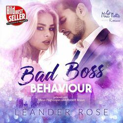 Bad Boss Behaviour Audiobook