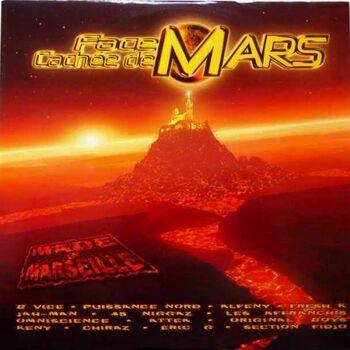 Lumière de Mars cover