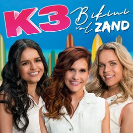 Album cover of Bikini vol zand