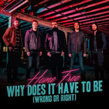 Why Does It Have to Be (Wrong or Right) cover