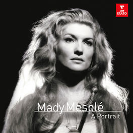 Album cover of Mady Mesplé: A Portrait