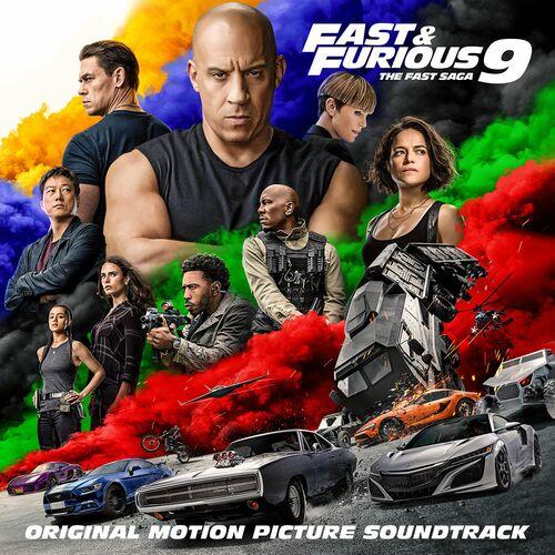 VA - Fast & Furious 9 The Fast Saga (Original Motion Picture Soundtrack)