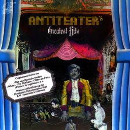 Album cover of Antiteater's Greatest Hits (Excerpts from the early works of Peer Raben and R.W. Fassbinder)