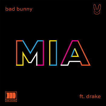 MIA (feat. Drake) cover