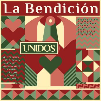La Bendición - Unidos cover