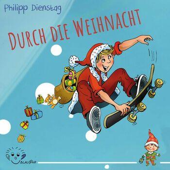 Durch die Weihnacht (feat. Nele Kraft & Alexis Stein) cover