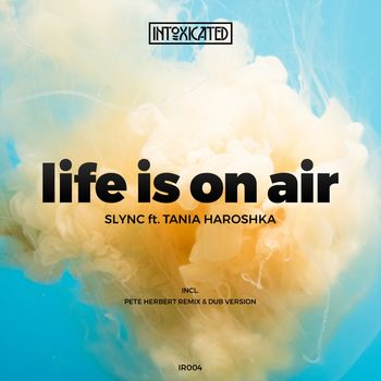 Life Is On Air cover