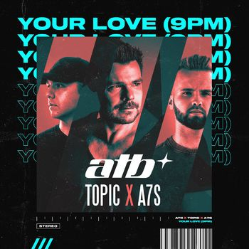 Your Love (9PM) cover