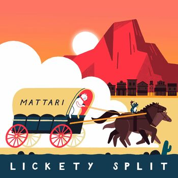 Lickety Split cover