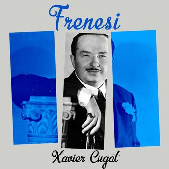 Frenesí cover