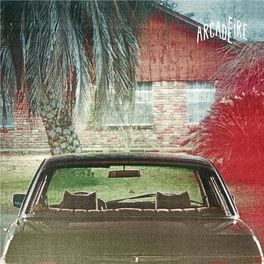 Album cover of The Suburbs