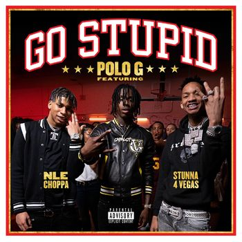 Go Stupid cover