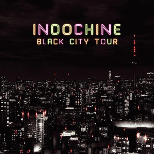 Indochine 2014 - Black City Tour MP3 320 KBS