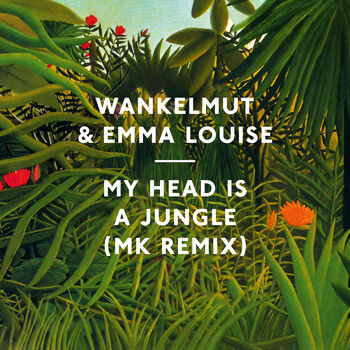My Head Is A Jungle cover