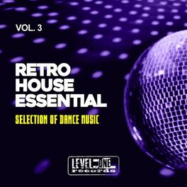 Album cover of Retro House Essential, Vol. 3 (Selection Of Dance Music)