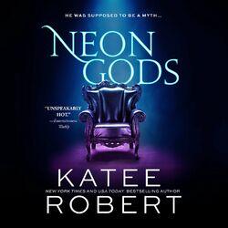 Neon Gods - Dark Olympus, Book 1 (Unabridged) Audiobook