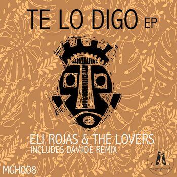 Te Lo Digo (Original Mix) cover