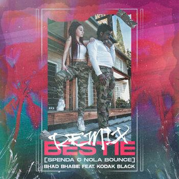 Bestie (feat. Kodak Black) cover