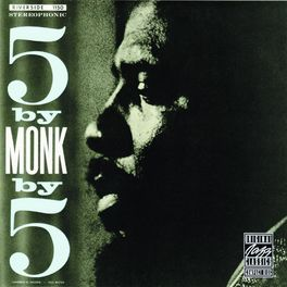 Album cover of 5 By Monk By 5