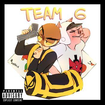 Team 6 cover