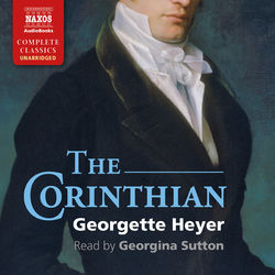 The Corinthian (Unabridged) Audiobook