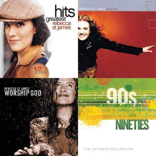 26a32628f2a8e Rebecca St. James — Best Of Rebecca St. James playlist - Listen now on  Deezer