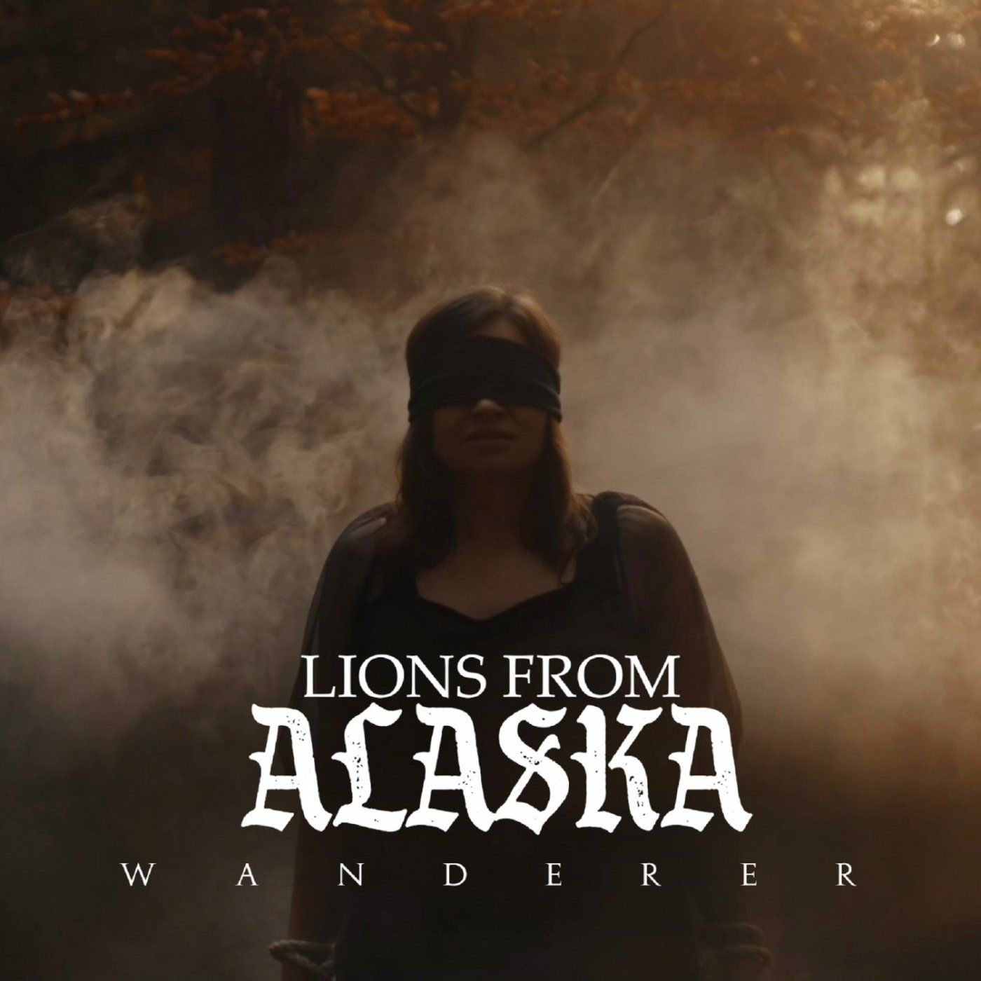 Lions from Alaska - Wanderer [single] (2021)