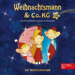 Album cover of Folge 10: Der Wachstumstrank / Ein Bär für Pablo (Das Original-Hörspiel zur TV-Serie)