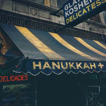 Oh Hanukkah cover