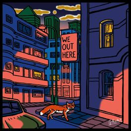 Album cover of We Out Here
