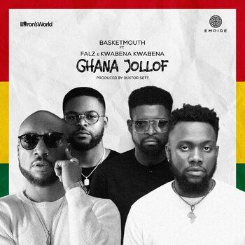 Ghana Jollof cover