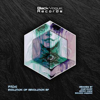 Evolution Of Revolution cover