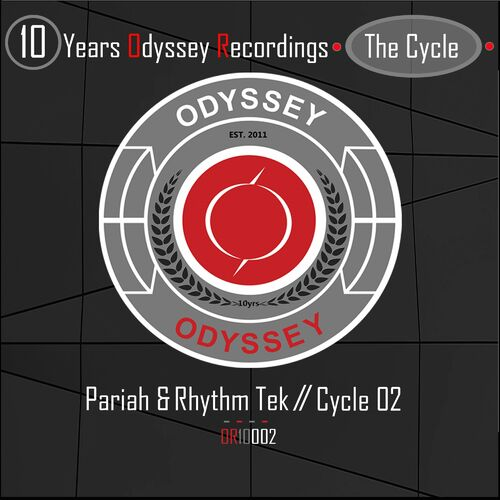 Download Pariah & Rhythm Tek - The Cycle 02 (OR10002) mp3