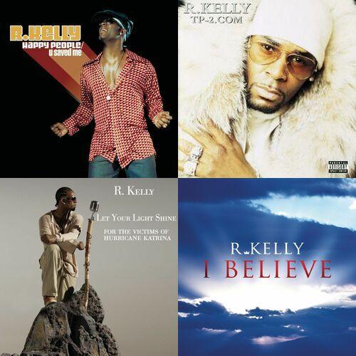 R Kelly Gospel Songs playlist - Listen now on Deezer | Music