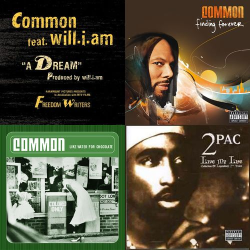 Tupac Common Everlast Playlist Listen Now On Deezer