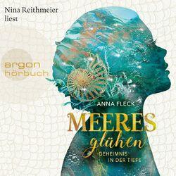 Meeresglühen - Geheimnis in der Tiefe - Meeresglühen Romantasy-Trilogie, Band 1 (Ungekürzt) Audiobook