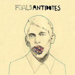 Album cover of Antidotes