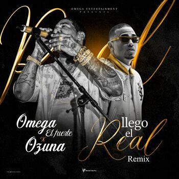 Llego El Real Remix cover